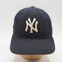 New York Yankees New Era 59FIFTY Authentic Fitted Hat Sz 7-1/4 - $14.84