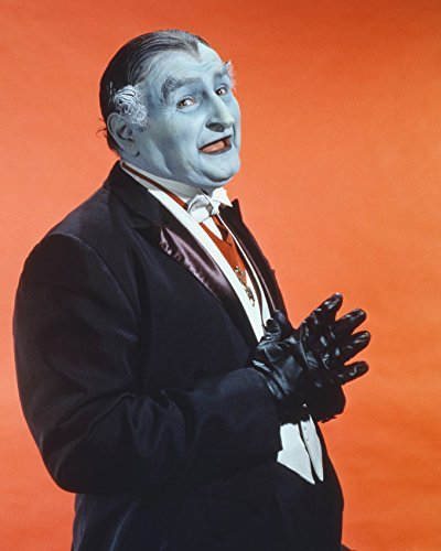 Primary image for Al Lewis the Munsters 16x20 Canvas Giclee Rare Portrait