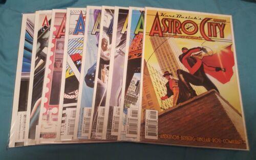 Kurt Busiek's Astro City #16, 17, 18, 19, 20, 21, 22, local heroes #1, 2,
