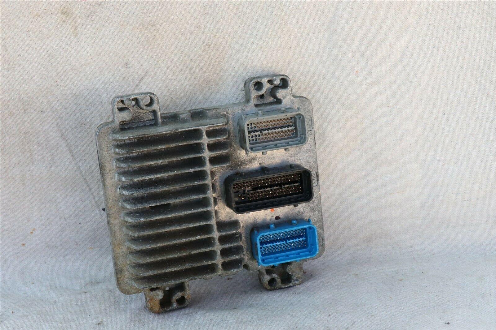 05-06 GM Envoy Trailblazer Impala SS SSR 5.3L Ecm Pcm Engine Computer 12596679