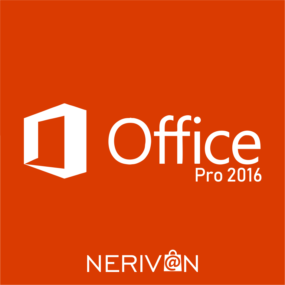 Microsoft Office 2016 PRO PLUS MS Office Professional Plus 32/64 Bit