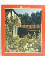 Whitman Guild Surrey England 750 Pc VTG Puzzle 4661-2 Family Entertain G... - $27.71