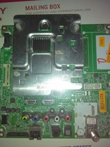 Lg 55UH6030-UC Uhd Tv Main Board EBT64235523 EAX66882503 - $42.08
