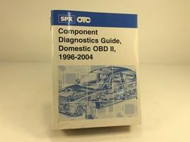 1996-2004 SPX OTC Component Diagnostics Guide Domestic OBD II - $59.99