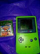 Nintendo Game Boy Pocket Launch Edition Green Handheld System - $79.20