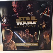Star Wars Episode I 1 Action Packed Card Game 2... - $7.69