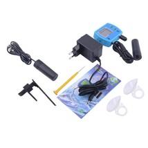 Professional PH+EC Meter Aquarium Multi-parameter Water Quality Monitor ... - $84.69