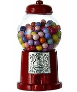 "KURT ADLER 3.5"" RESIN RED GUMBALL MACHINE CHRISTMAS ORNAMENT - $9.88"