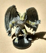 Dungeons & Dragons Miniatures Gargoyle #10 D&D Mini Collectible Wizards! - $7.99