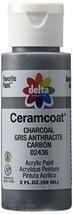 Plaid acrylic paint Serum coat charcoal CE-2436 2oz. - $4.35