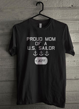Proud Mom Of A U.S - Custom Men's T-Shirt (4946) - €17,42 EUR+