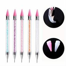 NailPreety® Dual-ended Dotting Rhinestone Studs Picker Wax Pencil Crysta... - $5.70