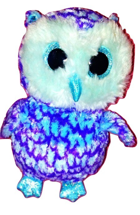TY Beanie Boo Oscar The Blue  purple Owl and 33 similar items. Img  6030920068 1527388159 e52d9dad8fc4