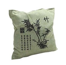Cartoon Bamboo Charcoal Bag Car Decoration Accessories, Bamboo