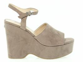 Keilschuhe GUESS FLKRL2 B in beige gämse - Schuhe Damen - $62.16