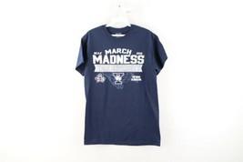 2016 NCAA March Madness Yale University Basketball Short Sleeve Shirt Me... - $19.75