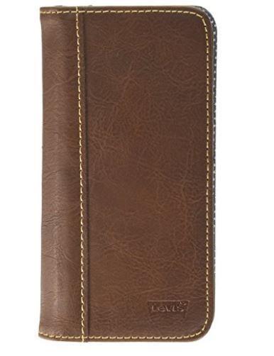 Levi's Men's Magnetic 2 in 1 Iphone 6/6S Wallet Case - Brand New