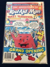 THE ADVENTURES OF KOOL-AID MAN #5 GENERAL FOODS SCARCE GIVEAWAY COMIC 1988! - $7.53