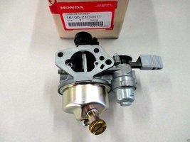 Honda 16100-Z1D-H11 Carburetor (Be17E A) - $67.95