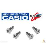 Casio 10223549 Original Stainless Steel Bezel Screw (9H) (QTY 4) GG-1000... - $29.00