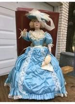 Ashton Drake Charm of the Southern Belle Doll 17 porcelain with original... - $42.56