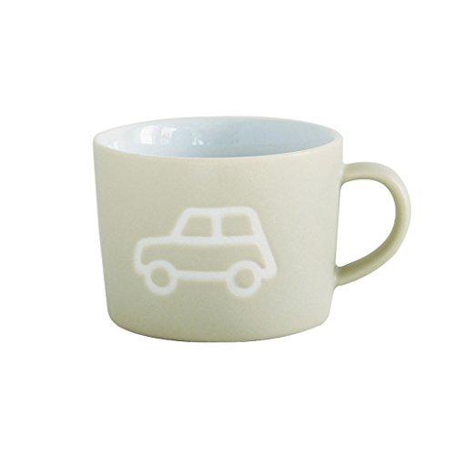 SPICE OF LIFE Kids Petits Et Maman Ceramic Mug - Car - Reusable Home/Party Start