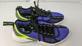 Reebok Women's Sole Fury Cross Trainer (Purple/Black/Neon Lime), Size 8.5 - $69.29