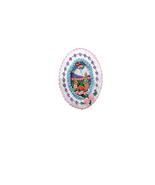 Bucilla 'Sugared Easter Egg' Wall Hanging Felt Applique Stitchery Kit, 8... - $36.99