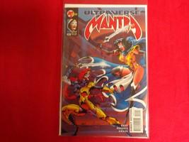 Mantra #24 (Aug 1995, Malibu) NM Comic Book  - $7.68