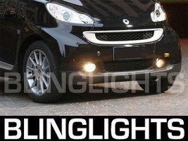 Xenon Halogen Lights Fog Lamps Set For 2008-2016 Smart Fortwo w164 w204 ... - $99.77