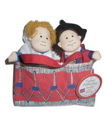 Jacky & Patsy Finger Puppets in Carrying Bag - MerryMakers, Inc. - $9.50