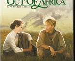 OUT OF AFRICA Meryl Streep, Robert Redford ,  S.POLLACK R2 PAL