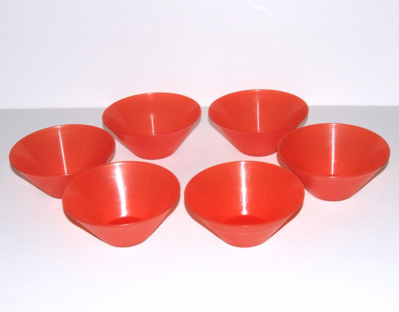 Ikea orange bowl set of 6 plastic serve and 50 similar items for Ikea in orange county