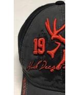 Mule Deer Foundation Hat Salt Lake City Utah Cap Distressed Hunting Cons... - $10.93