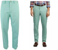 Polo Ralph Lauren Men's Straight-Fit  Chino Pants Faded Mint 32W x 32L - $54.99
