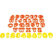 Starfrit 080845-006-0000 The Cookie Cutters (Numbers & Letters) - $25.07