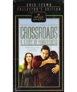 CROSSROADS: A STORY OF FORGIVENESS [VHS Tape] [2007] - $7.76