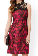 MONSOON Cara Jacquard Dress Size UK 14 BNWT - $96.02
