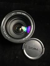 Sigma 28-200mm F3.8-5.6 UC Aspherical Telephoto Zoom Wide Angle SLR Camera Lens - $69.25