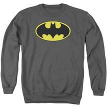 Batman - Classic Bat Logo Adult Crewneck Sweatshirt Officially Licensed ... - $29.99+