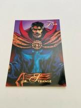 1994 Flair Marvel Annual Card #12 Dr. Strange - $1.49
