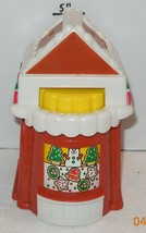 Fisher Price Current Little People Santas Bakery FPLP Christmas Village ... - $9.50