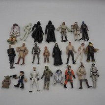 Star Wars Moderne Lot Of 24 Figurines D'Action - $59.24