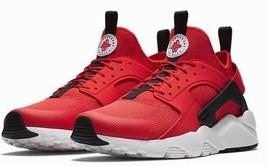 a918c5fa34ae3 Nike Air Huarache Run Ultra Habanero Red Size 9 Brand New (819685-606)