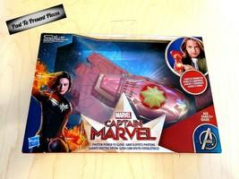 Exclusive HTF HASBRO Captain MARVEL Photon Power FX Glove Girl Toy FREE ... - $19.35