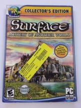 Surface: Mystery of Another World Collector's Edition PC Sealed Return F... - $7.48