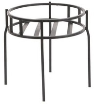 "Panacea Contemporary Plant Stand, 10.5"", Black - $22.95"