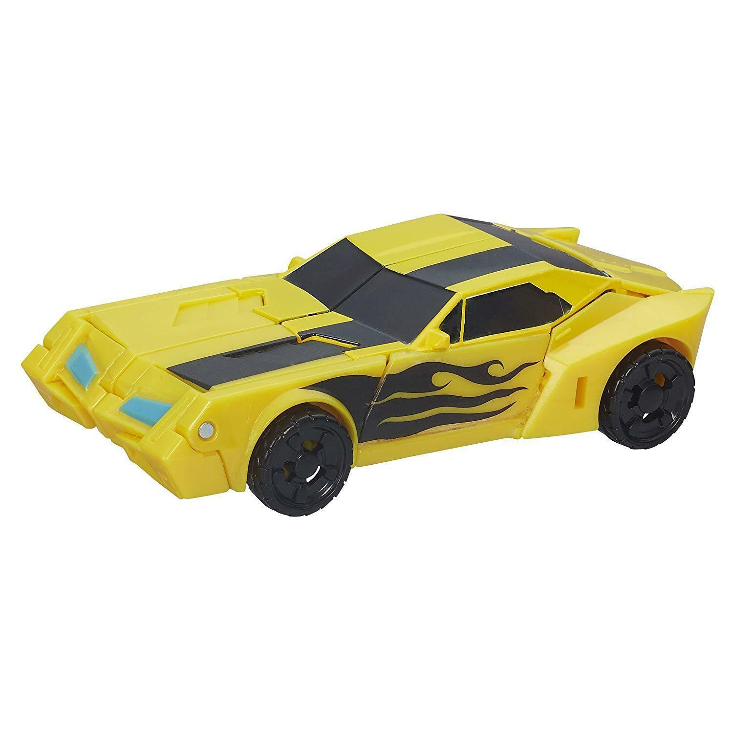 Transformers Warrior Class NIGHT STRIKE BUMBLEBEE Figure Robots in Disguise NEW
