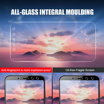 3Pcs Full Cover Tempered Glass For Xiaomi Redmi Note 7 6 5 Pro 5A 6 Screen - $4.82+