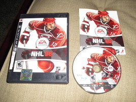 NHL 08: PLAYSTATION 3,  Playstation 3 Video Game - $4.15